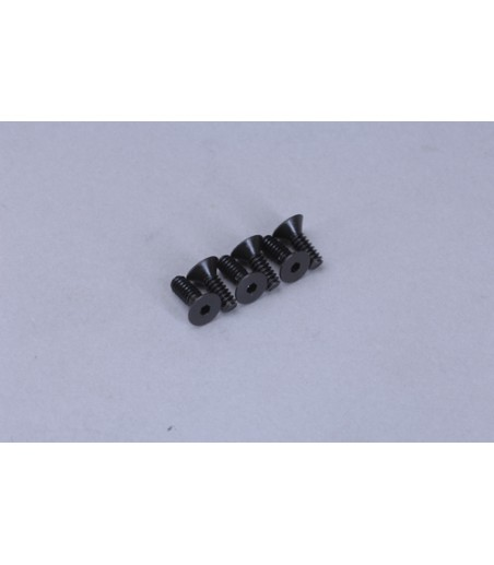 CEN Countersunk Screw 6x10mm (Pk6)