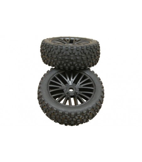 DHK Wolf - Front Tyres