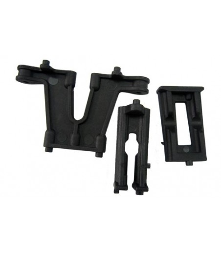 DHK Upper Deck Mount - Front / Rear
