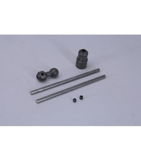 FG Modellsport Ball Stabilizer Front Axle Set