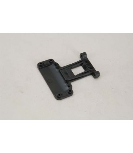 XTM Racing Chassis Plate-Rear - E.X-Cellerator