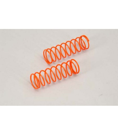 XTM Racing Shock Spring (Fr/1.3mm/Red/Pk2) XT2