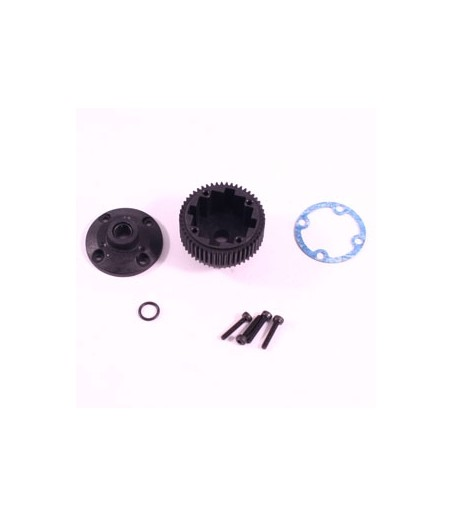 RPM TRAXXAS LONG ROD ENDS - BLACK (12)