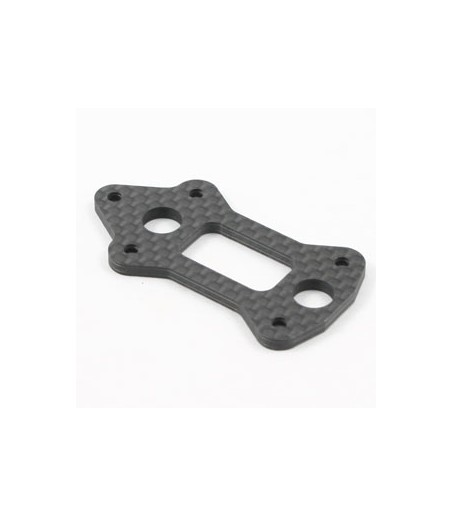 RPM Wide Front Bumper For Traxxas Rust/Stampede - Black