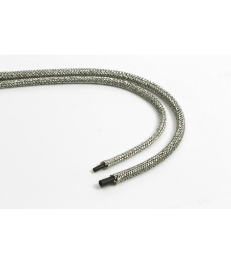 TAMIYA BRAIDED HOSE 2MM OUTER DIA