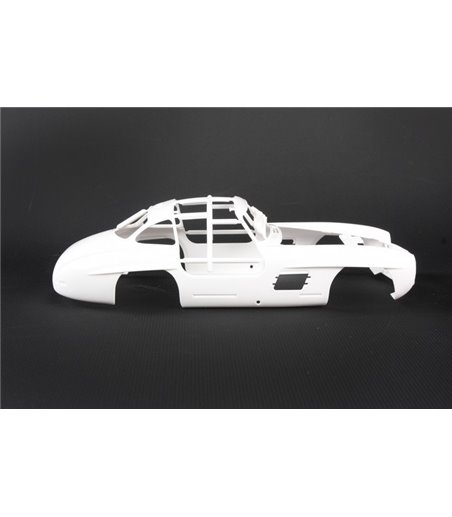 Team Associated RC18B2 Bodyshell RTR - White