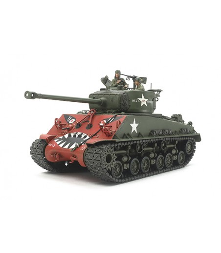 TAMIYA 1/35 EASY EIGHT SHERMAN KOREAN WAR 2
