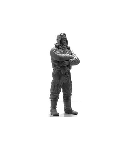 TAMIYA WW11*JAPANESE*NAVY*FIGHTER*PILOT*** 2