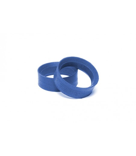 ASSOCIATED FT M3 LOCKNUT BLUE ALUMINIUM