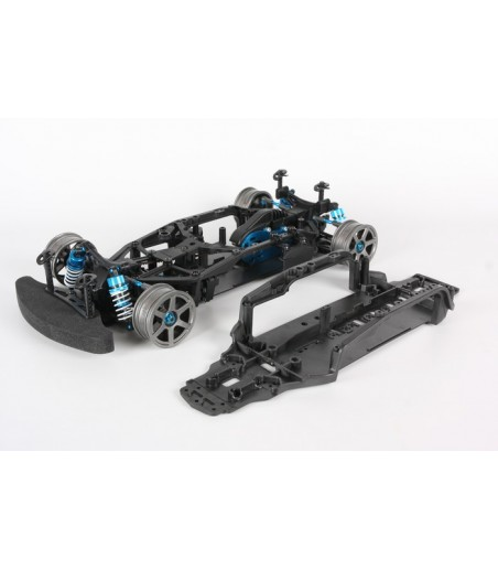 ASSOCIATED RC10 TRANSMISSION CASE (WORLDS)