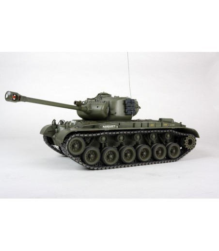 TAMIYA RC M26 PERSHING WITH OPTION KIT 2