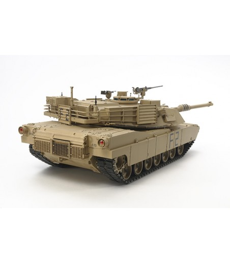 TAMIYA R/C M1A2 ABRAMS W/OPTION KIT