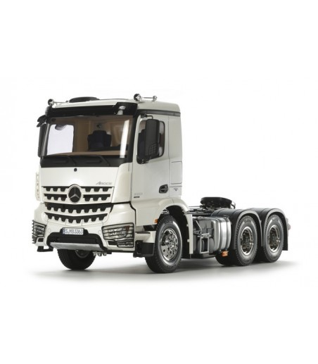 TAMIYA ACTROS 3363 6X4 CLASSIC SPACE