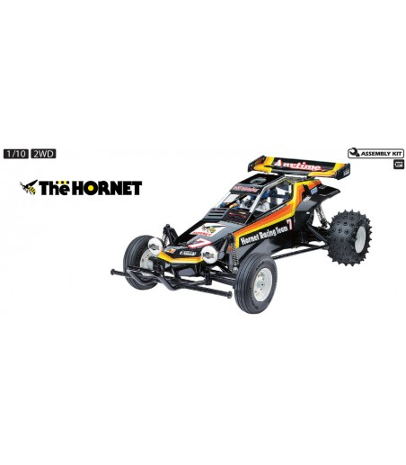 TAMIYA  RC The Hornet - 1/10 Re-Release