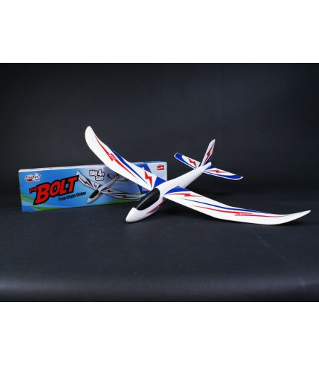 THE BOLT HAND LAUNCH GLIDER - STICKER VERSION
