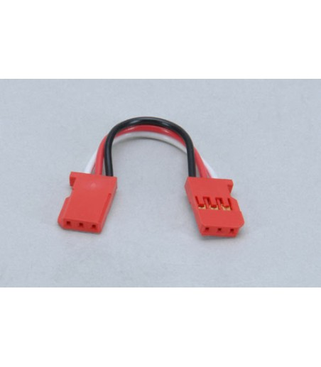 Ripmax Gyro Double End Ext Lead-55mm/Red