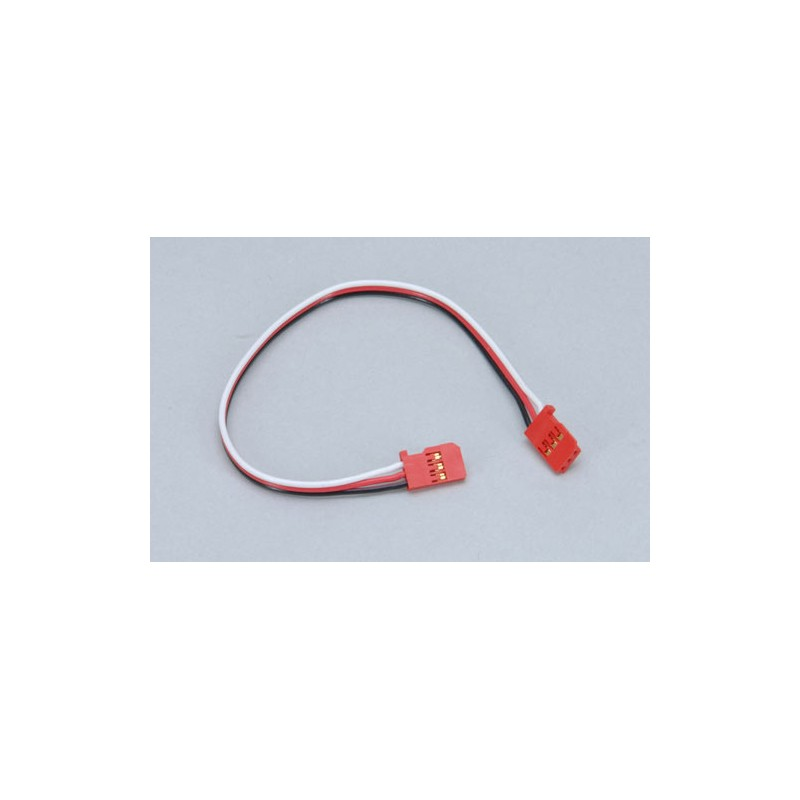 Ripmax Gyro Double End Ext Lead-200mm/Red