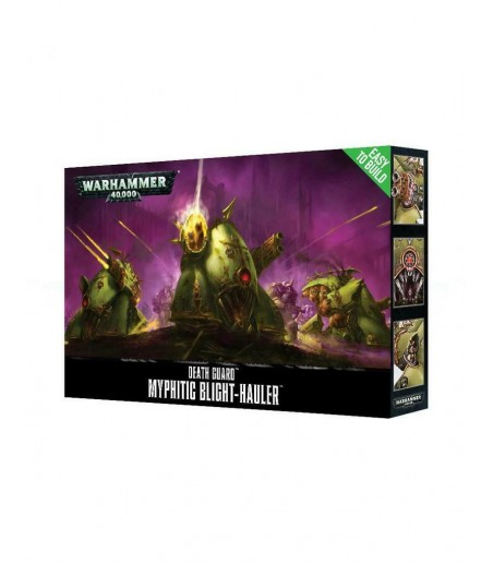 Warhammer 40,000 ETB DEATH GUARD MYPHITIC BLIGHT-HAULER