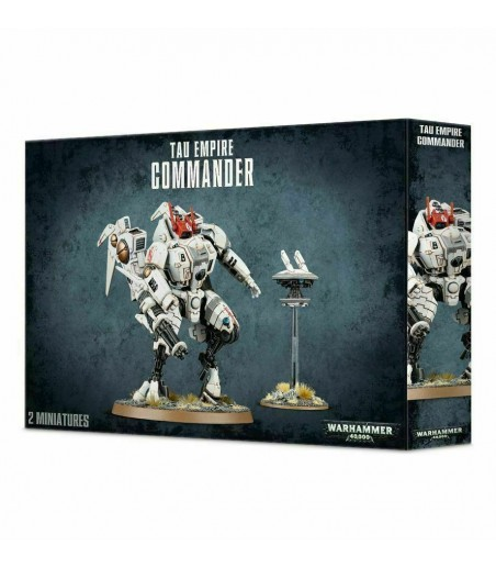 Warhammer 40,000 TAU EMPIRE COMMANDER