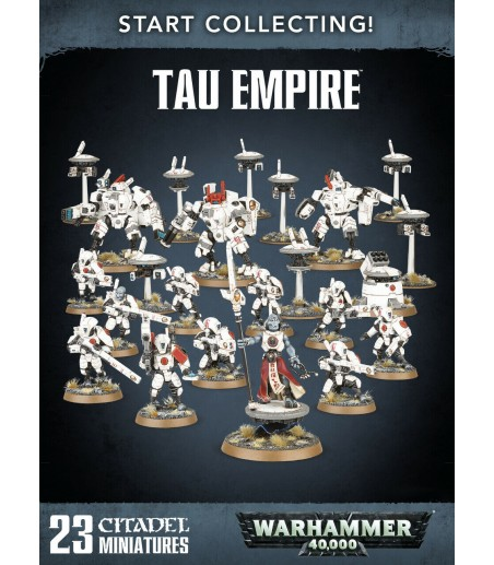 Warhammer 40,000 START COLLECTING! T'AU EMPIRE