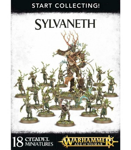 Warhammer START COLLECTING! SYLVANETH