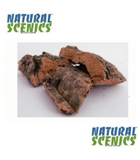 CORK BARK SMALL PIECES NATURAL PACK