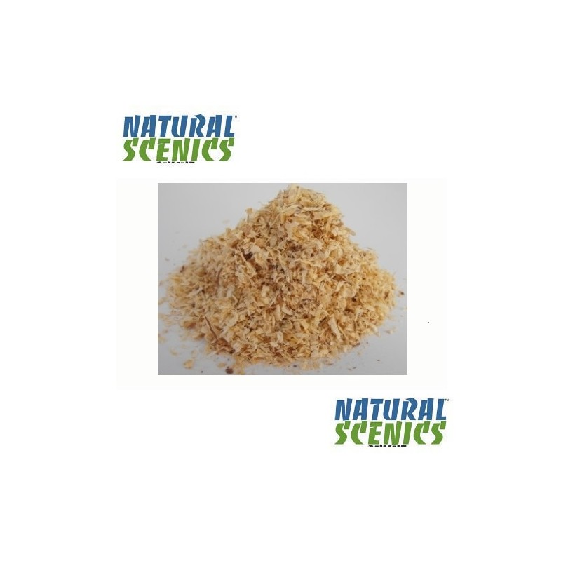 WOODFLAKES SMALL NATURAL LARGE