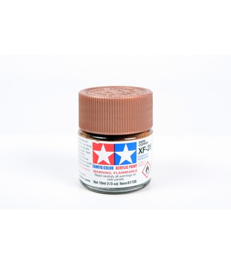 TAMIYA ACRYLIC MINI XF-28 DARK COPPER