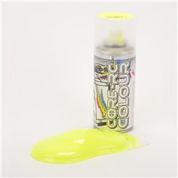 Core RC Colour Aerosol Paint - Neon Yellow
