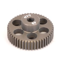 SWEEP ROAD CRUSHER BELTED TYRE ON SILVER 17MM WHEELS 1/4 OFFSET