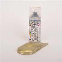 Core RC Colour Aerosol Paint - Bullion Gold