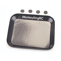 Magnetic Tray - Black - 1pc