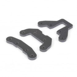 Hpi Racing  ALUMINIUM MOUNT AND RETAINER SET 86173