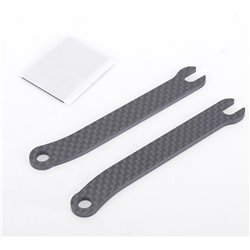 Hpi Racing  TURNBUCKLE 4-40X67MM (2PCS) 93333