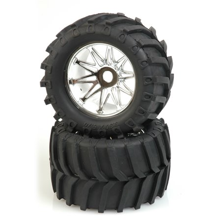Maverick WHEEL AND TYRE SET (2PCS)SC MV22426