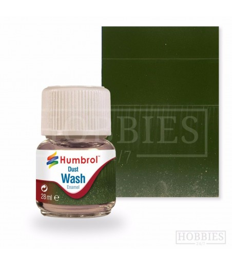 Humbrol 28ml Enamel Wash - Dust