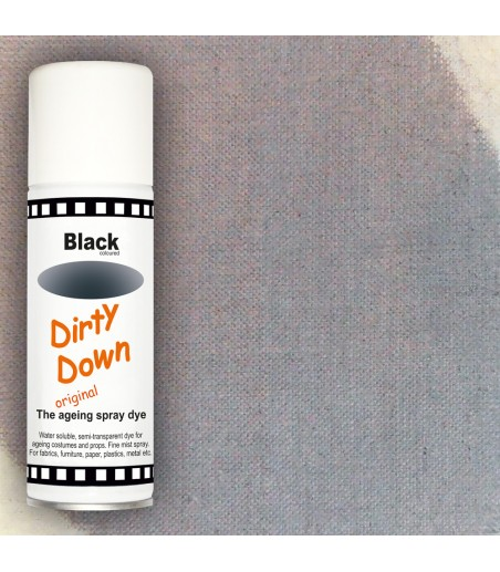 Dirty Down Ageing Spray – Soot Black – 200ml / 400ml
