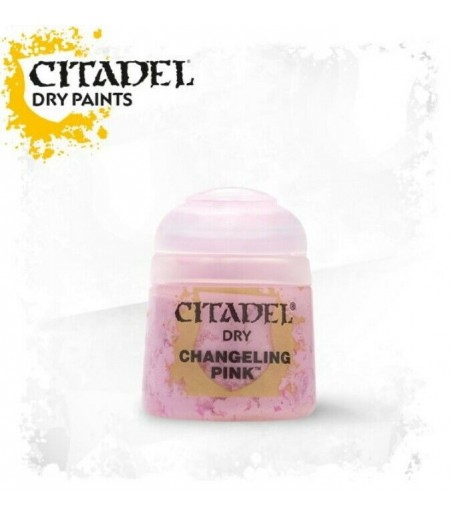 CITADEL CHANGELING PINK  Paint - Dry