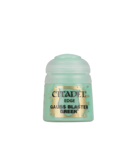 CITADEL EDGE: GAUSS BLASTER GREEN (12ML)  Paint - Edge