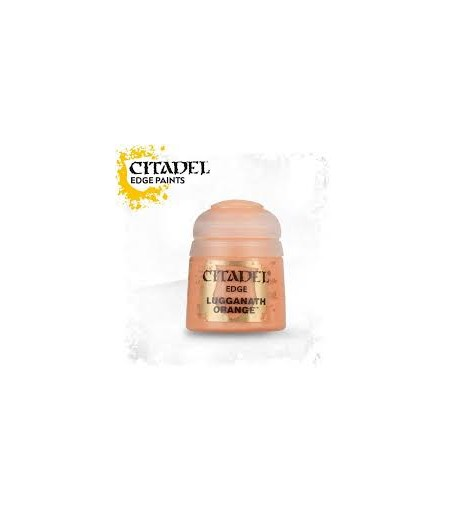 CITADEL EDGE: LUGGANATH ORANGE (12ML)  Paint - Edge