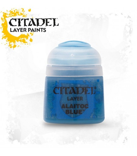 CITADEL ALAITOC BLUE  Paint - Layer