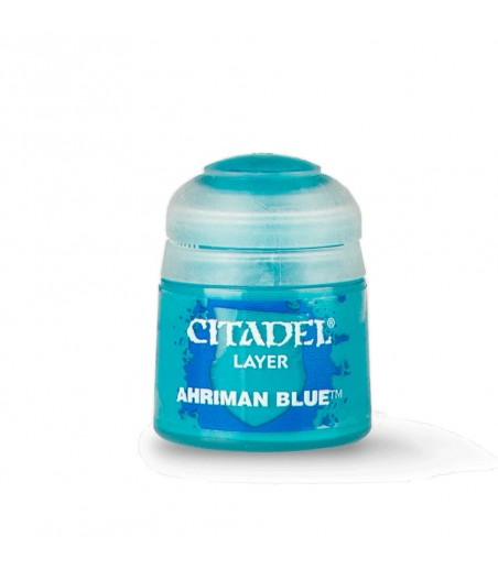 CITADEL AHRIMAN BLUE (12ML)  Paint - Layer