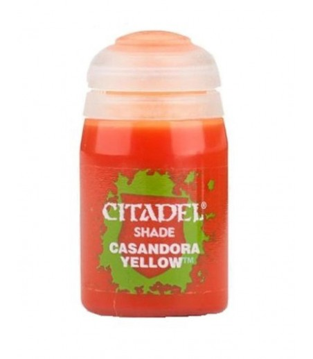 CITADEL CASANDORA YELLOW (24ML)  Paint - Shade