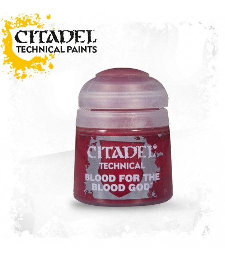 CITADEL BLOOD FOR THE BLOOD GOD  Paint - Technical