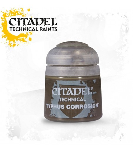 CITADEL TYPHUS CORROSION  Paint - Technical