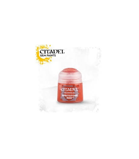 CITADEL TECHNICAL: SPIRITSTONE RED (12ML)  Paint - Technical