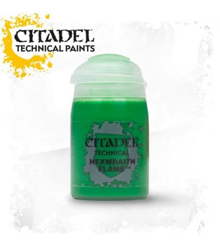 CITADEL TECHNICAL: HEXWRAITH FLAME (24ML)  Paint - Technical