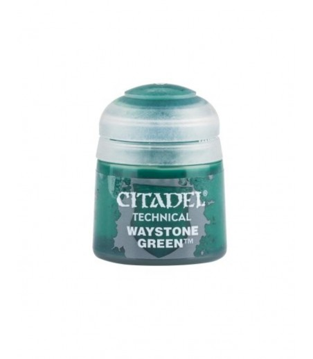 CITADEL TECHNICAL: WAYSTONE GREEN (12ML)  Paint - Technical