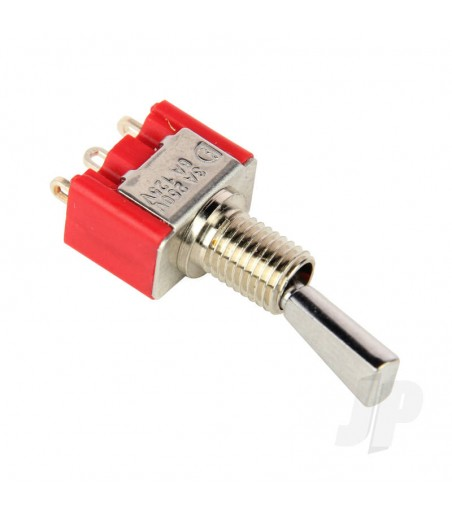 Aurora 9 Toggle Switch 2-Position (SHort)