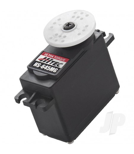 HS645MG Ultra Torque 8kg All Metal Gear (with Mp